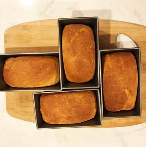 County Fair Egg Bread