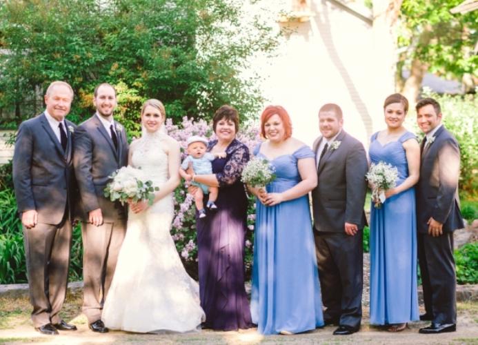 The Wallace - Kohart Family May 23, 2015