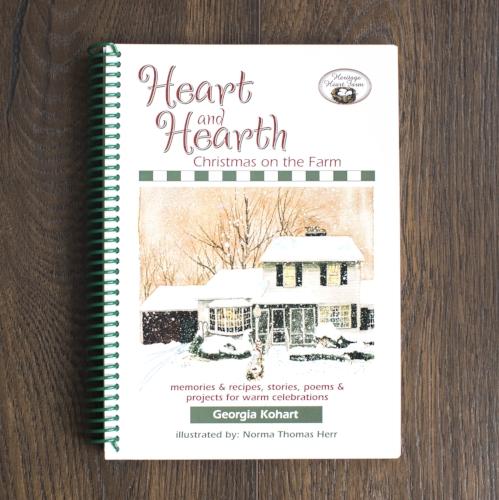 Heart and Hearth - Christmas on the Farm $10