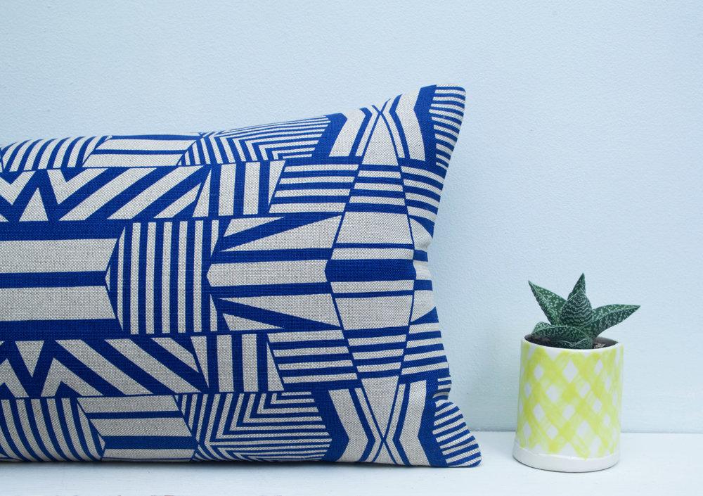 A5 Electric Blue Cushion.jpg