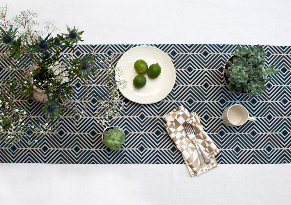 A5 Navy Table runner.jpg