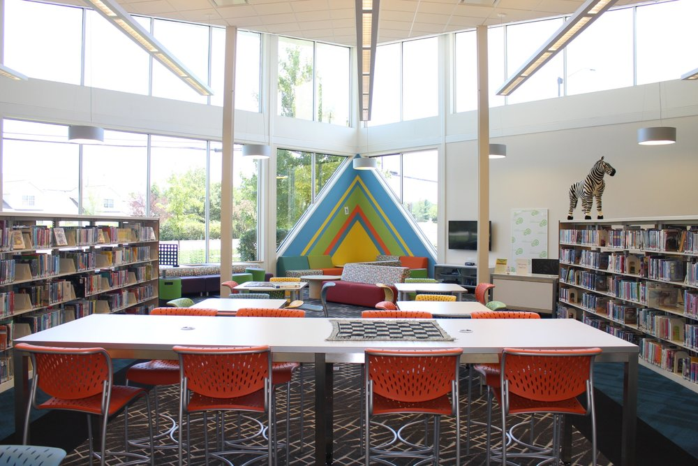 warren newport public library