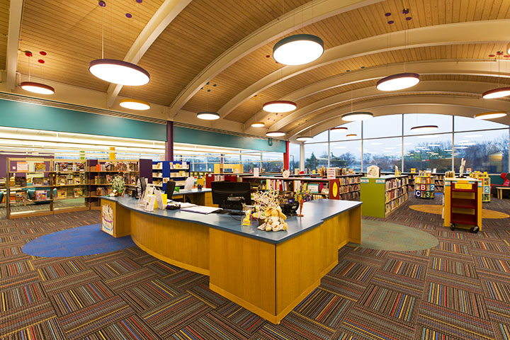 woodridge public library