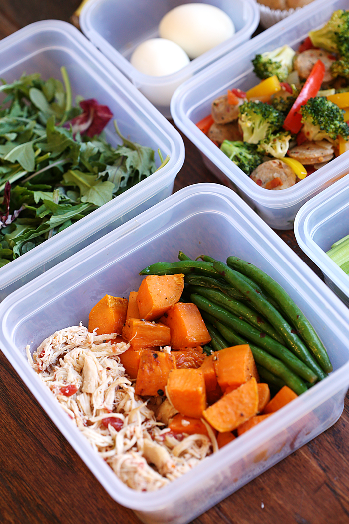(Photo: Eat Yourself Skinny) The key to success on the Whole30? Master the meal prep.