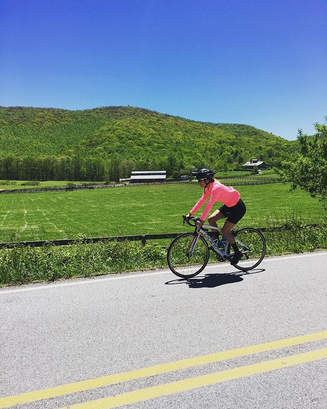The perfect day to get out and move! @iamspecialized_wmn #Zelofit #cycling #georgia