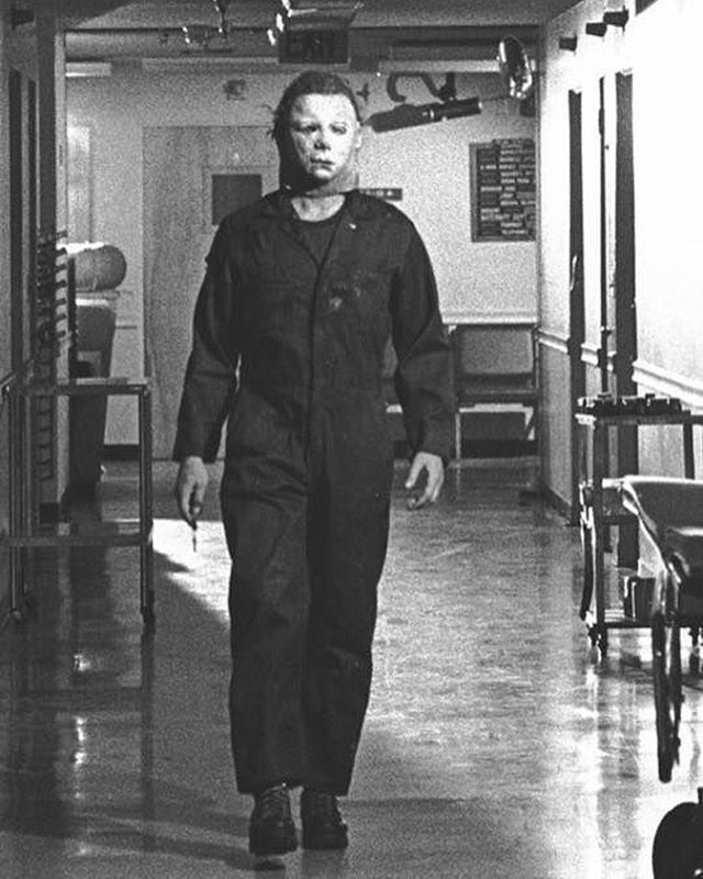 """Halloween II"" (1981). . . #halloween #halloween2 #michaelmyers #horror #horrorfan #horrormovies #horrormovie #horrorfilm #horrorfilms #horrorgram #horrorfanatic #horrorfamily #horrorfans #horrorfiend #horrorgeek #horrorobsessed #horrornerd #horrorlover #horrorcore #horrorlife #horrorpage #horroraddict #horrorjunkie #horrorhound #monster #slasher #horrorclub"