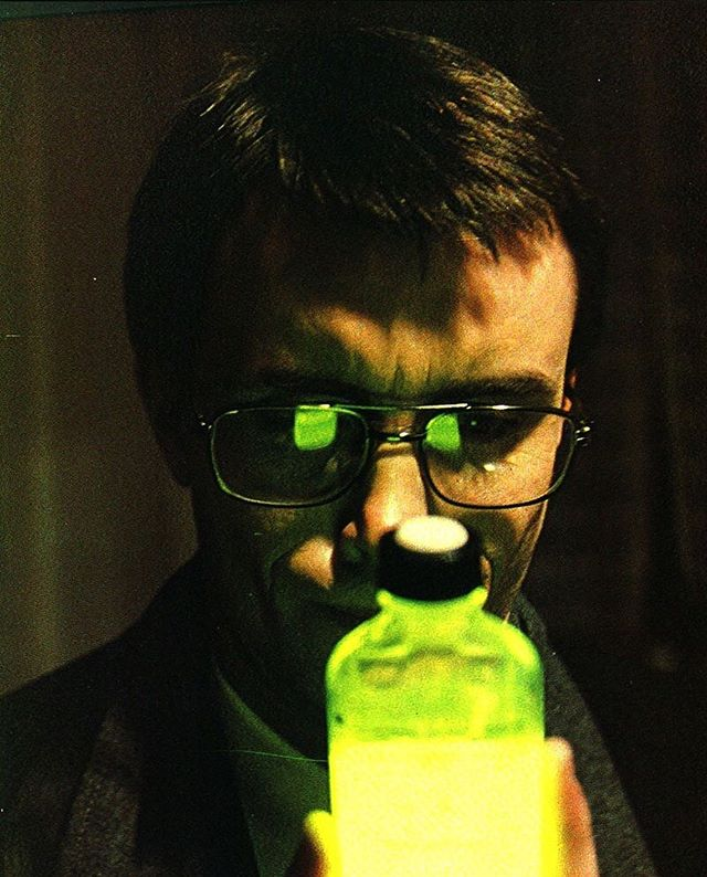 """Re-Animator"" (1985). . . . #reanimator #horror #horrorfan #horrormovies #horrormovie #horrorfilm #horrorfilms #horrorgram #horrorfanatic #horrorfamily #horrorfans #horrorfiend #horrorgeek #horrorobsessed #horrornerd #horrorlover #horrorcore #horrorlife #horrorpage #horroraddict #horrorjunkie #horrorhound #monster #slasher #horrorclub"