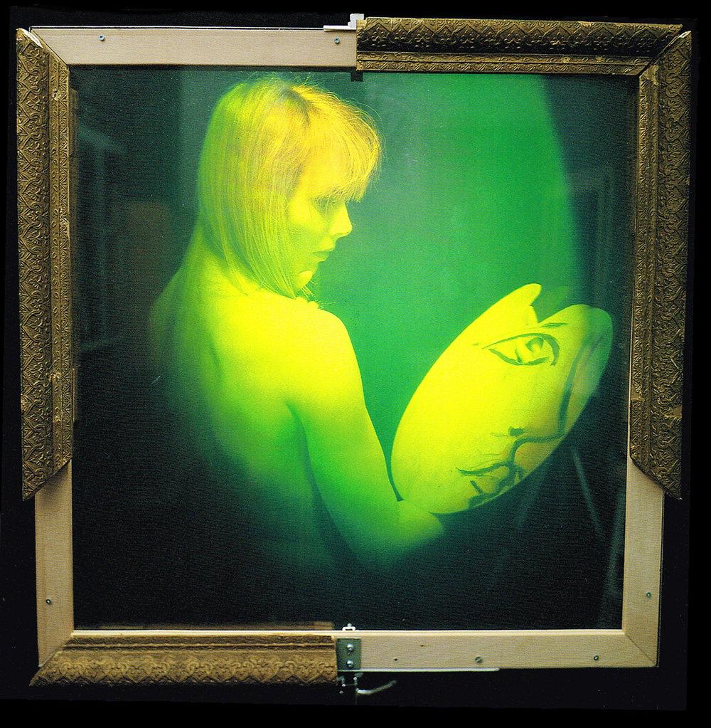 «Peindre ou ne pas peindre?», 1989
