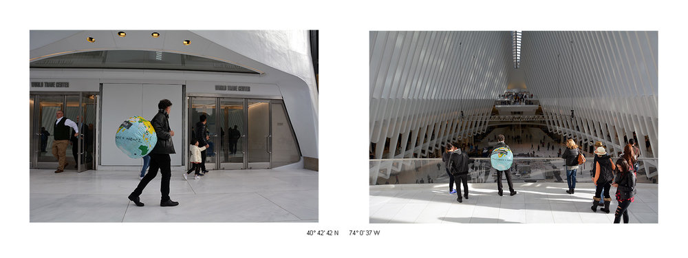 New York (The Occulus), 2016