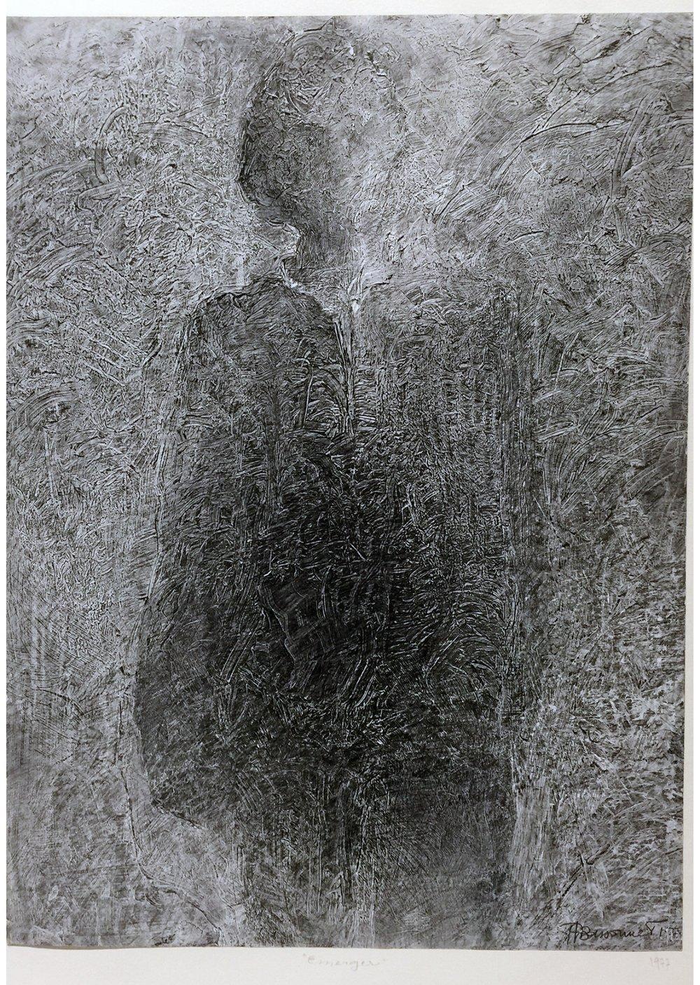 «Émerger» , 1977