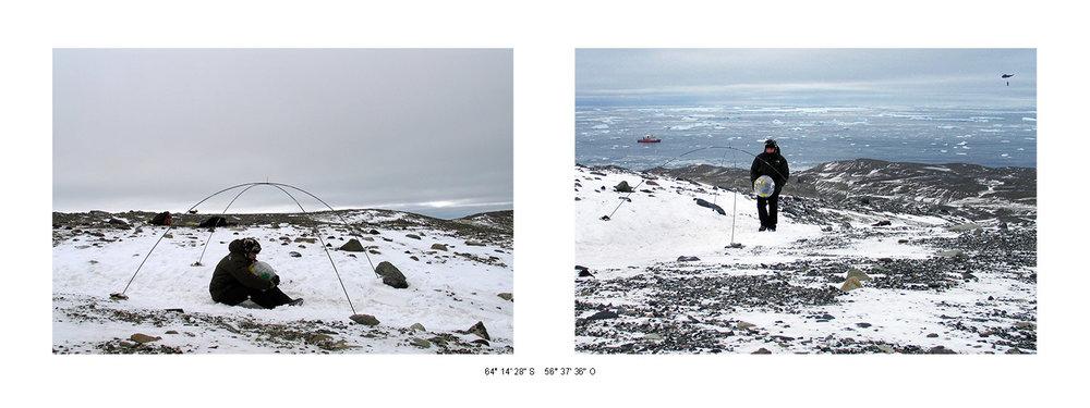 Antarctica, 2007