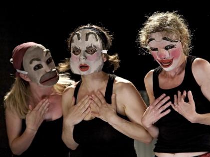 Teatro e spettacolo - storytelling, teatro sociale e formazione