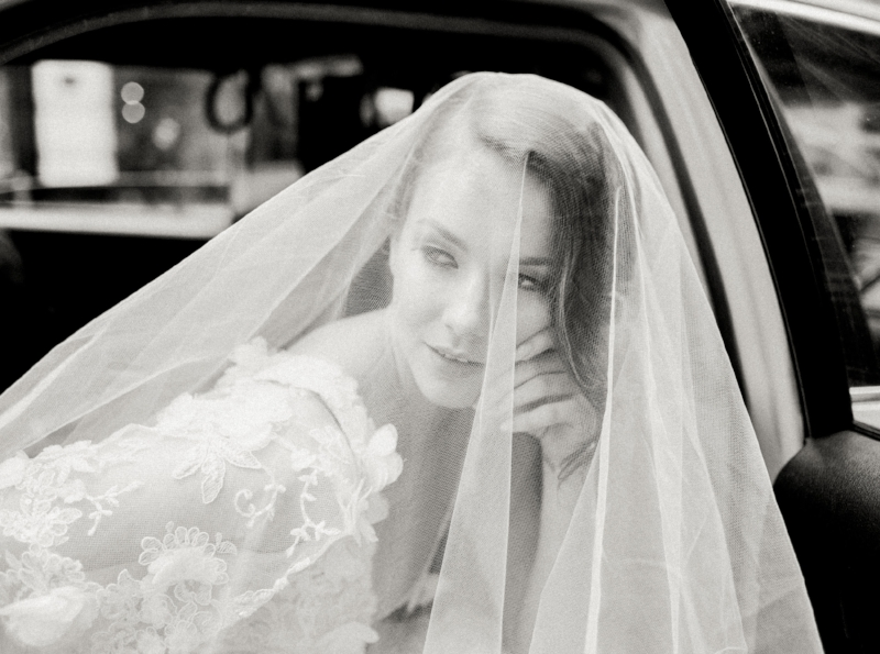 Photo by: Callie Manion Photography, Veil By: BlancaVeils.com