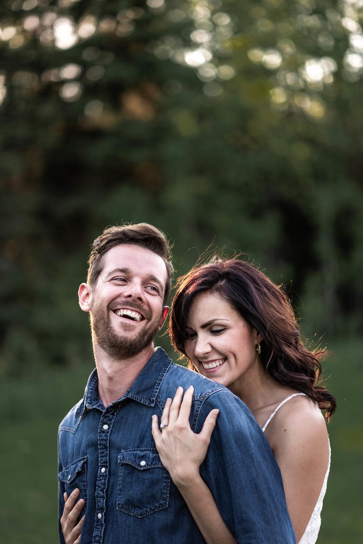 Danielle Aisling Northern Ontario Destination Engagement Photos