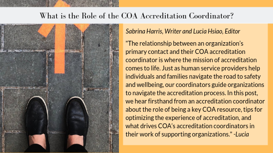 What is the Role of the COA Accreditation Coordinator.png