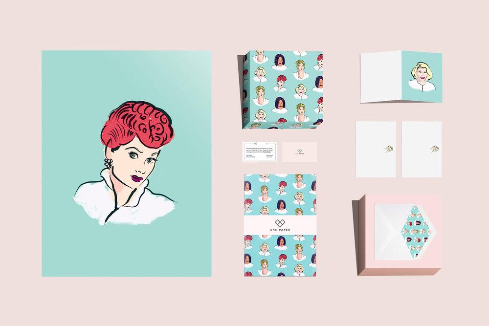 Stephanie Krivitzky   Freelance Designer   Creative Lady Directory