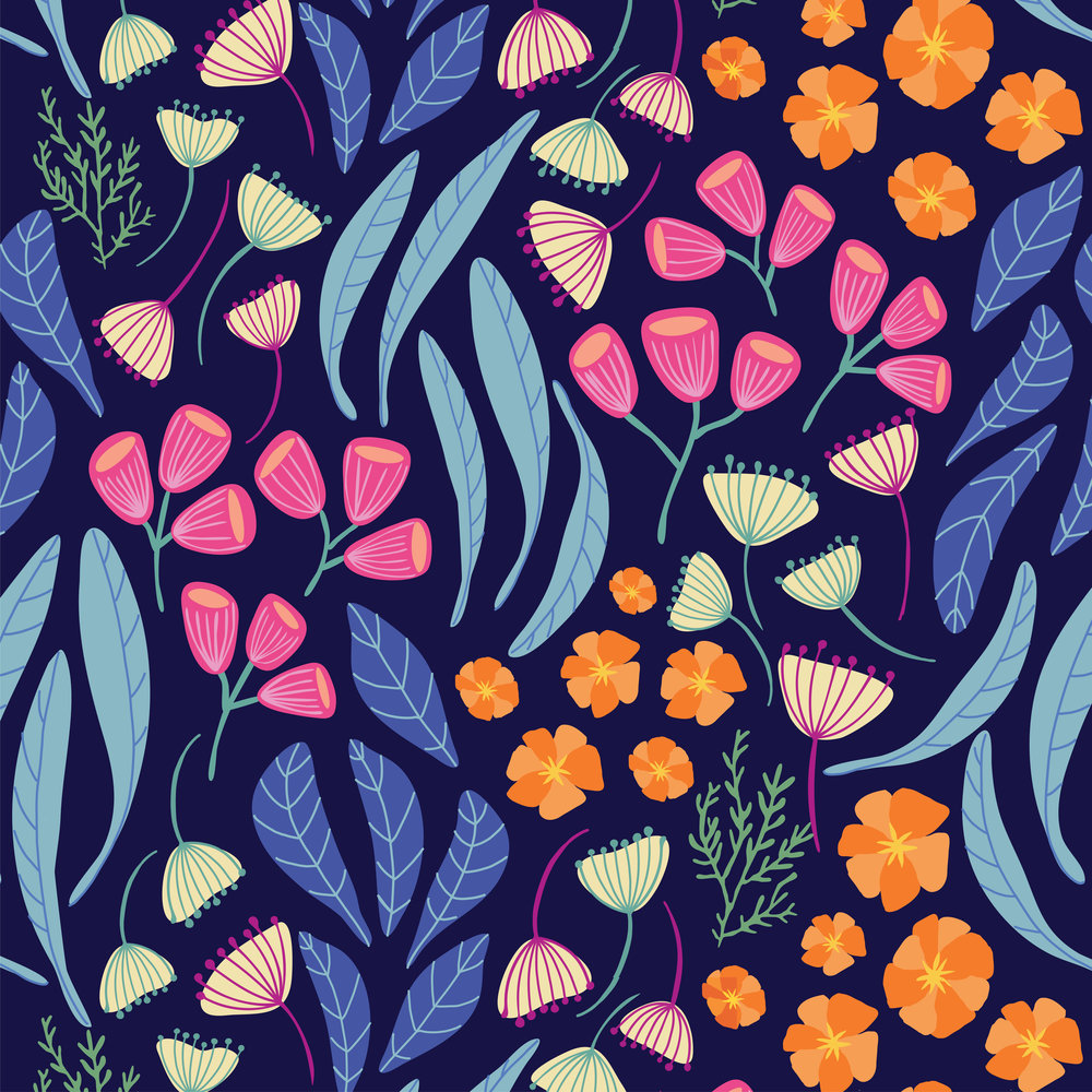 Courtney Beyer | Pattern Design | Creative Lady Directory