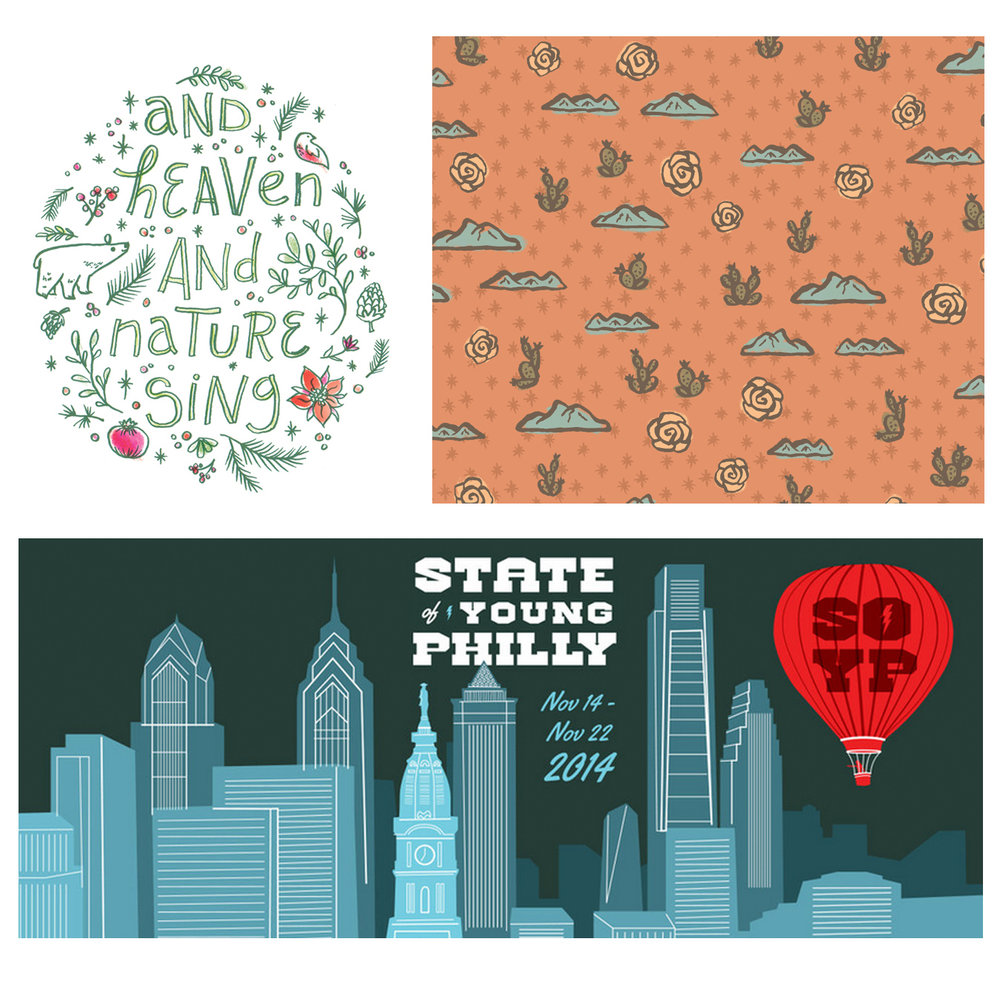 Bridget Stec | Illustrator & Graphic Designer | Creative Lady Directory
