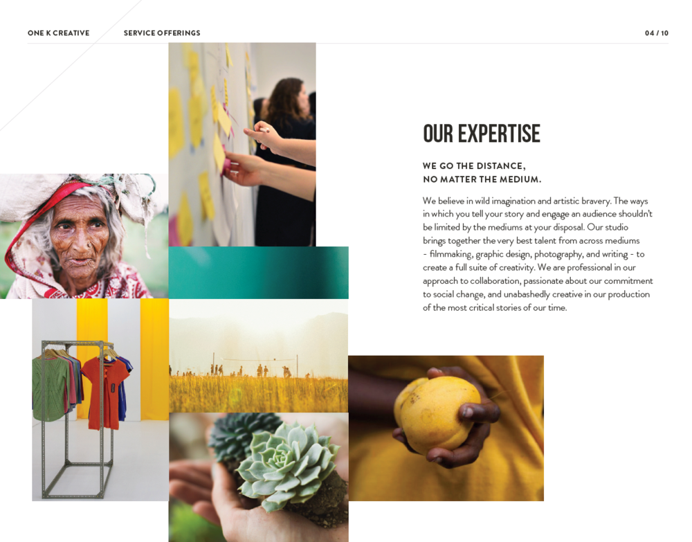 Kassia Binkowski | Creative Director | One K Creative | Creative Lady Directory