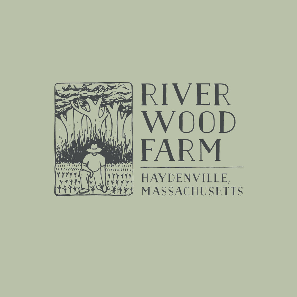 Alessandra Mele | Riverwood Farm Logo | Creative Lady Directory