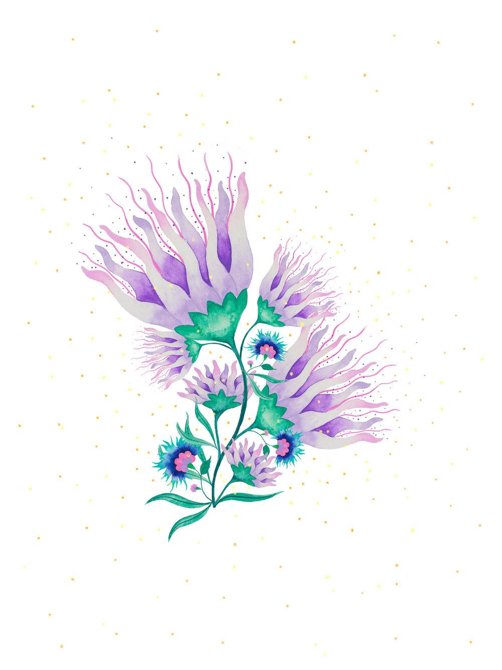 Elle Sorridente | Mixed Flowers | Creative Lady Directory