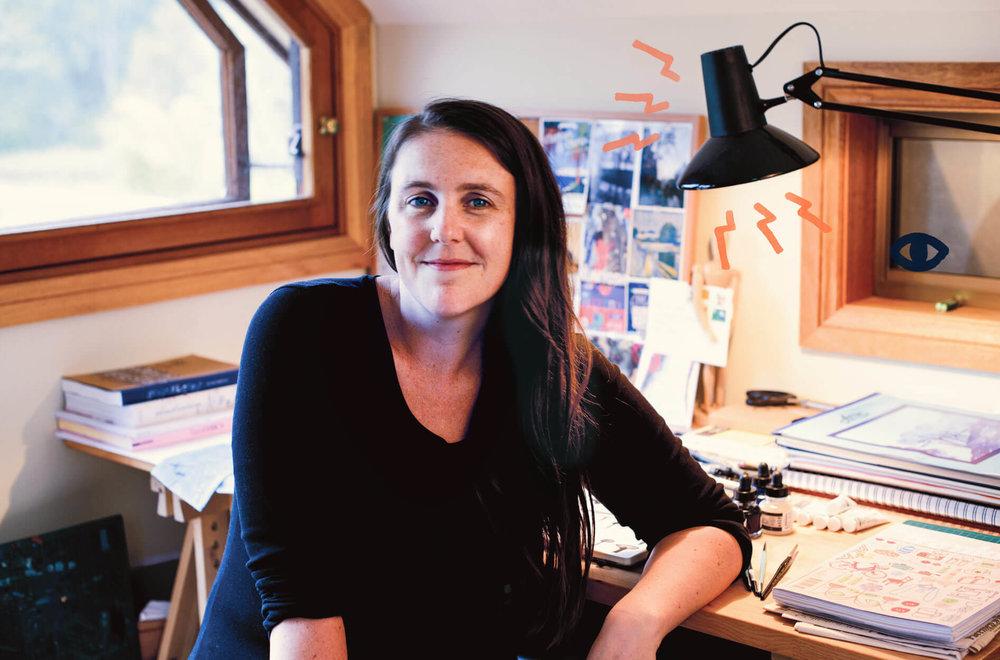Nat Carroll | Creative Lady Directory