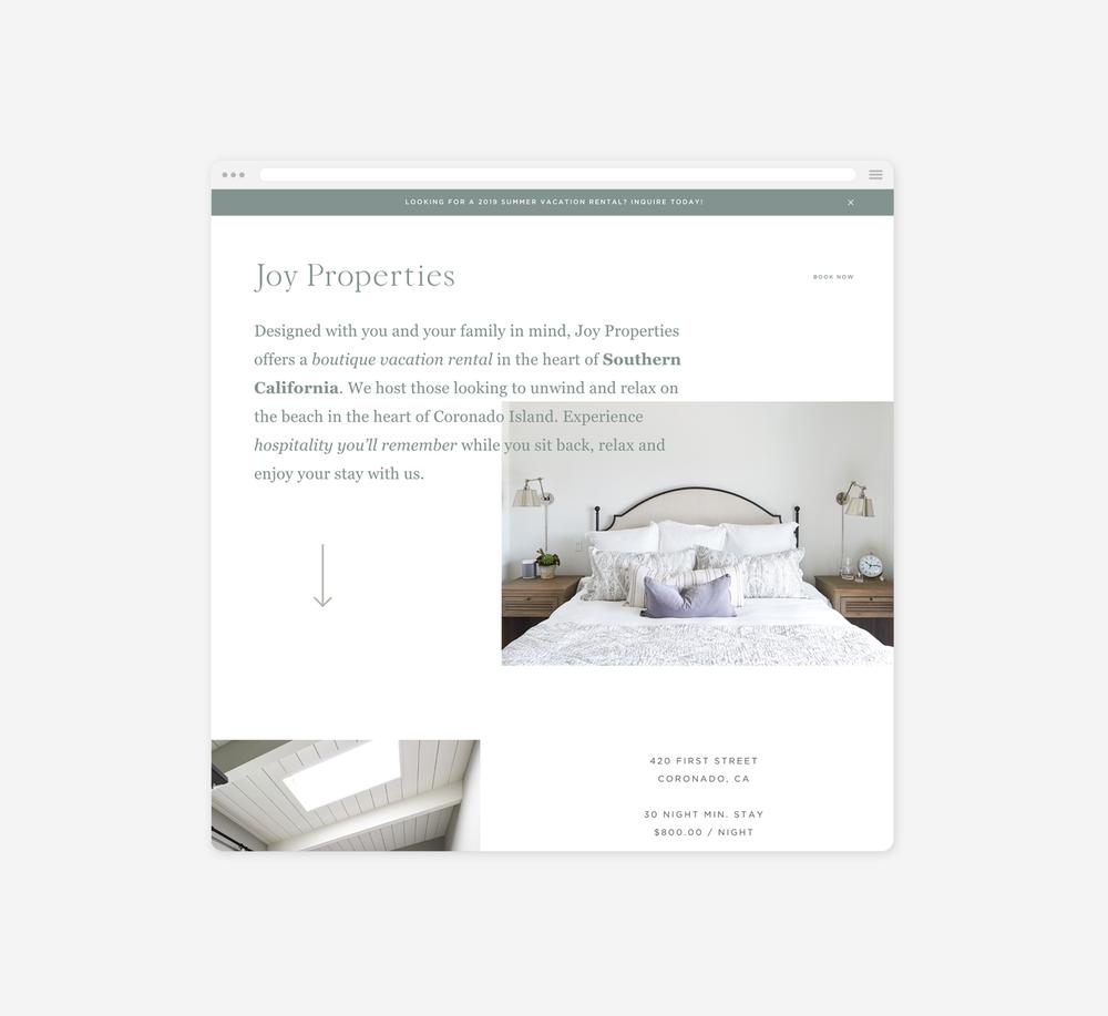 Andrea Cardillo | Joy Properties | Creative Lady Directory