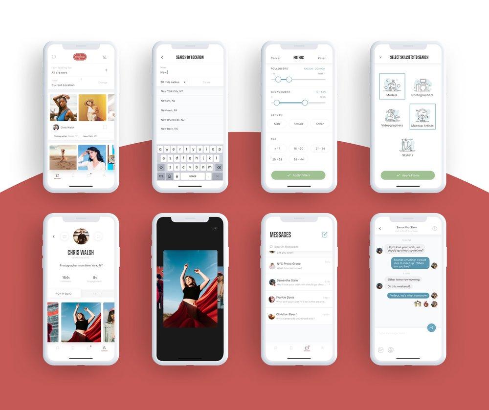 Brielle Wilson | The Hub App | Creative Lady Directory