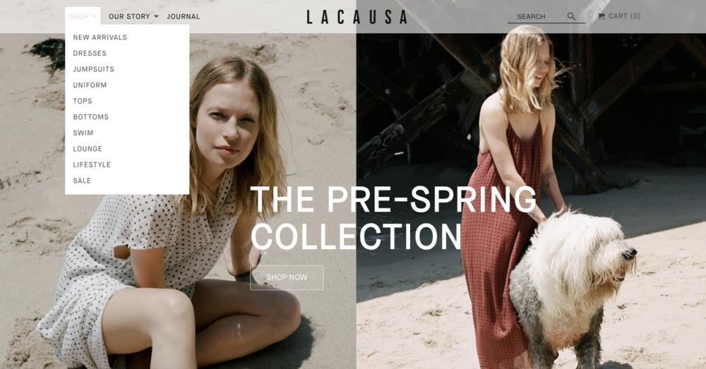 Maia Hariton | Lacausa Web Design | Creative Lady Directory