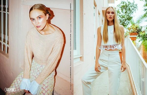Amy Davis | Fifty Shades of Pink | Hellen Merwin | VGW magazine | Creative Lady Directory