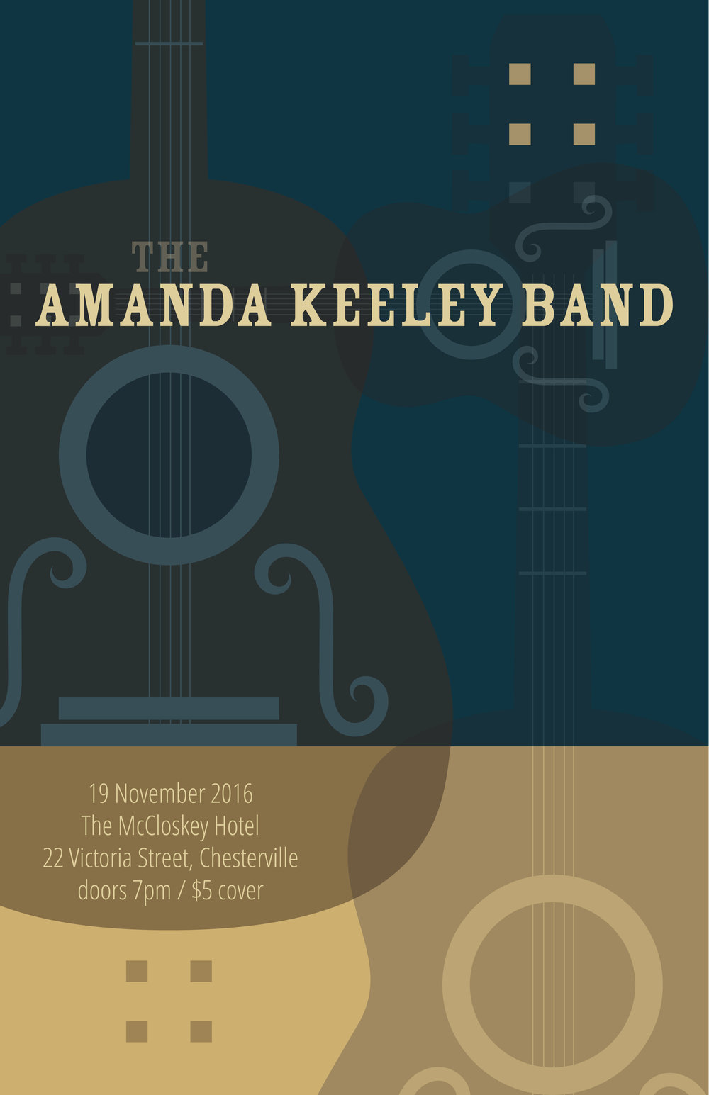 Amanda Keeley Band Poster Two.jpg