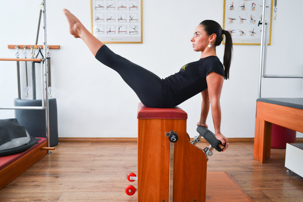 Professora Fernanda Marcondes, Global Pilates.