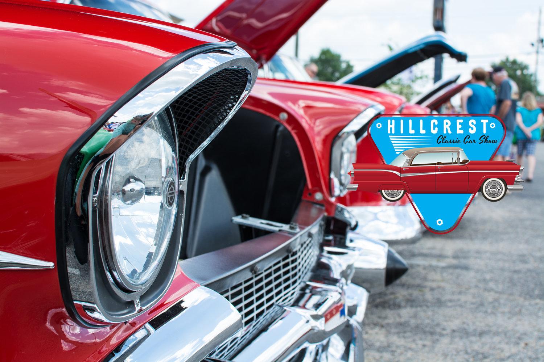 Hillcrest Classic Car Show — Fabulous Hillcrest