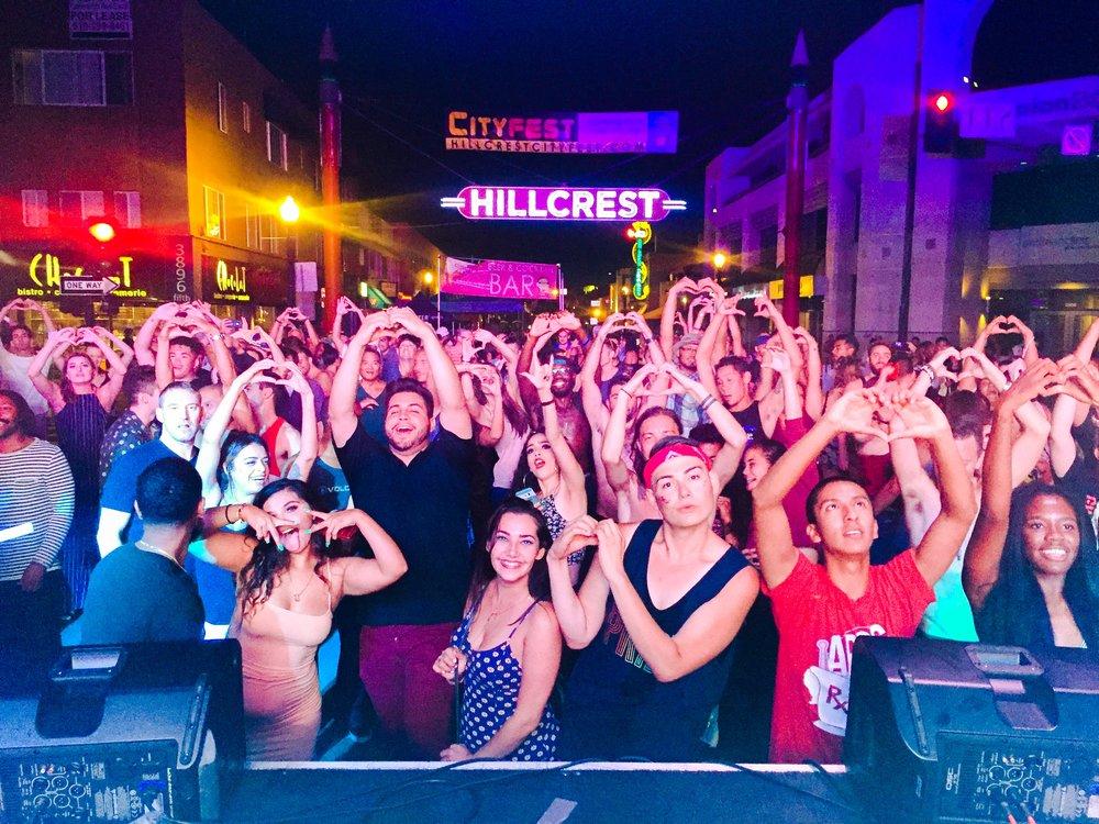 Hillcrest CityFest San Diego Art Music Festival 9.JPG