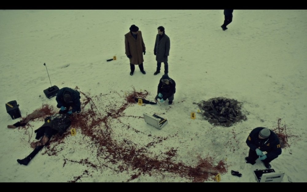 Screenshot from  Hannibal .