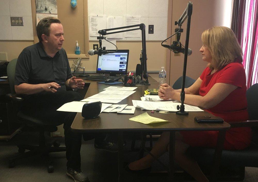 Matthew James Interview February 28, 2018