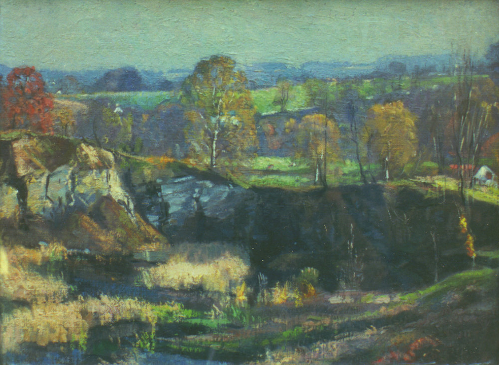 Quarry: Autumn