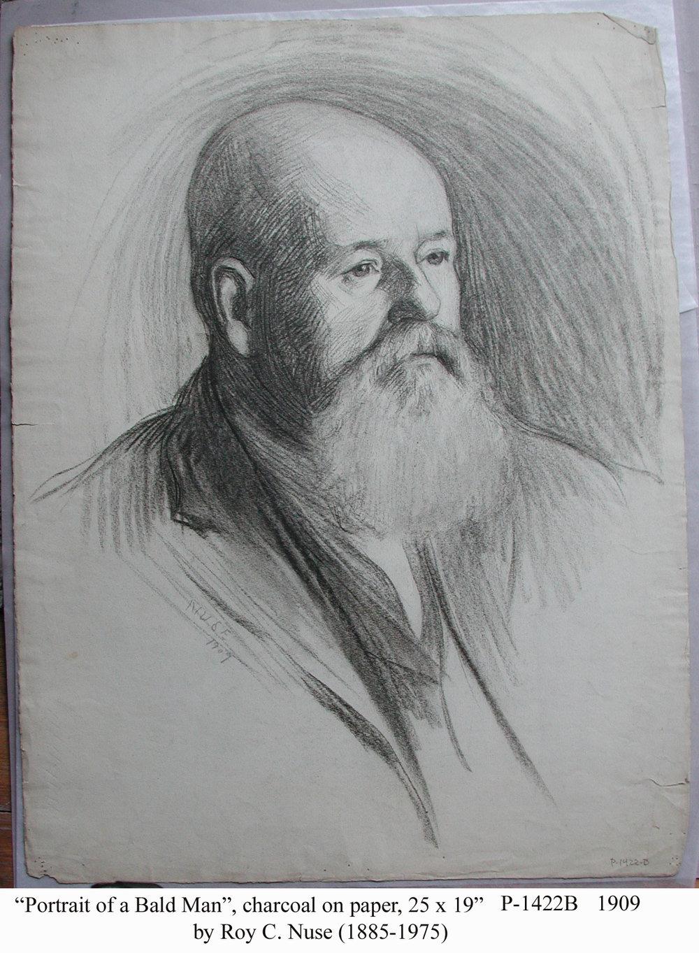 P-1422B Portrait of a Bald Man copy.jpg