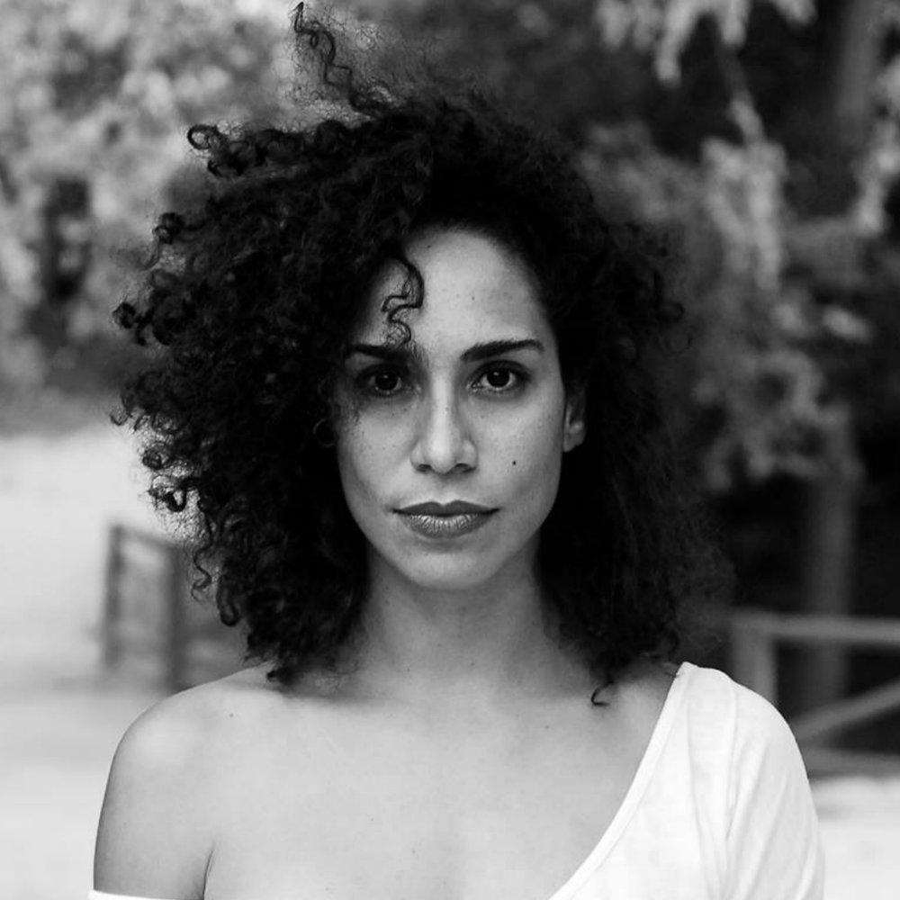 Marina Santo - Madri Apresentadora ELLAS e Bailarina