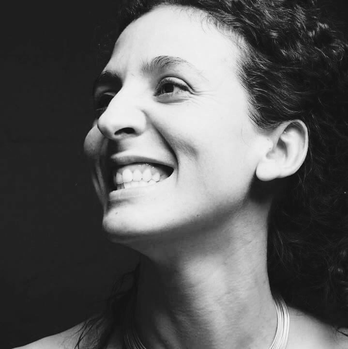 Cecilia Rius - Madri Apresentadora ALEPH e Mística