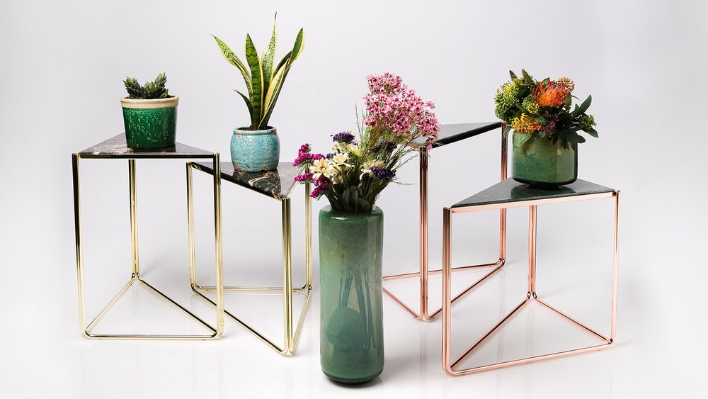 NEW PERIS SIDE TABLE COLLECTION