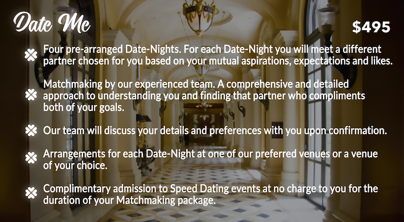 Matchmaking-Events in London