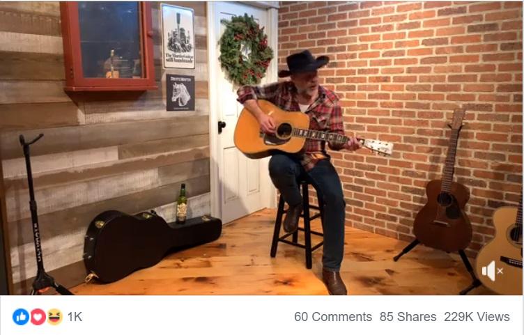 LIVE at Martin Guitar Museum Nazareth PA (solo)