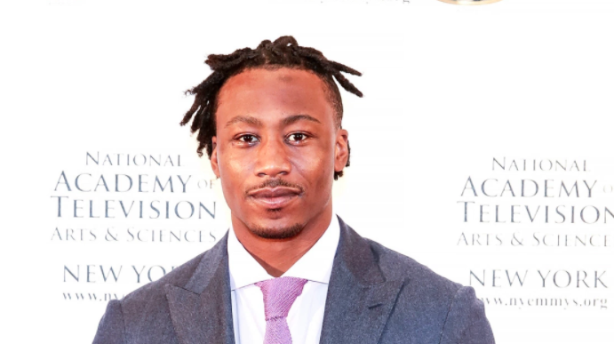 NFL (Giants) Wide Receiver Brandon Marshall, of  Project 375