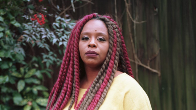 Patrisse Khan-Cullors (photo: Jill Frank)