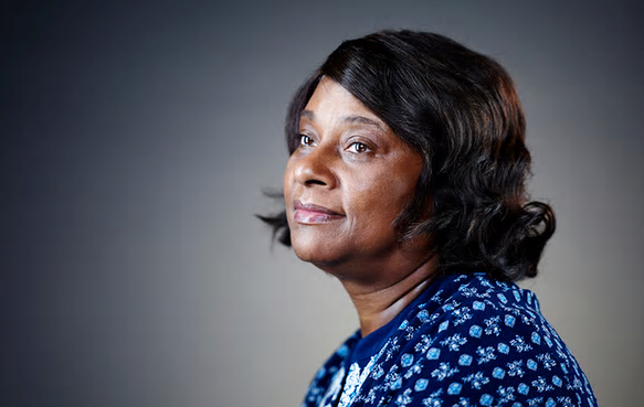 Doreen Lawrence. Photograph: Robert Wilson/Contour by Getty Images