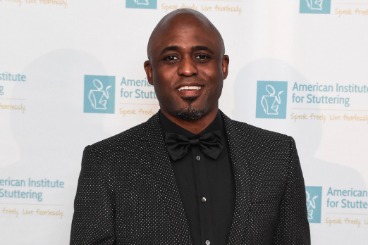 Actor Wayne Brady