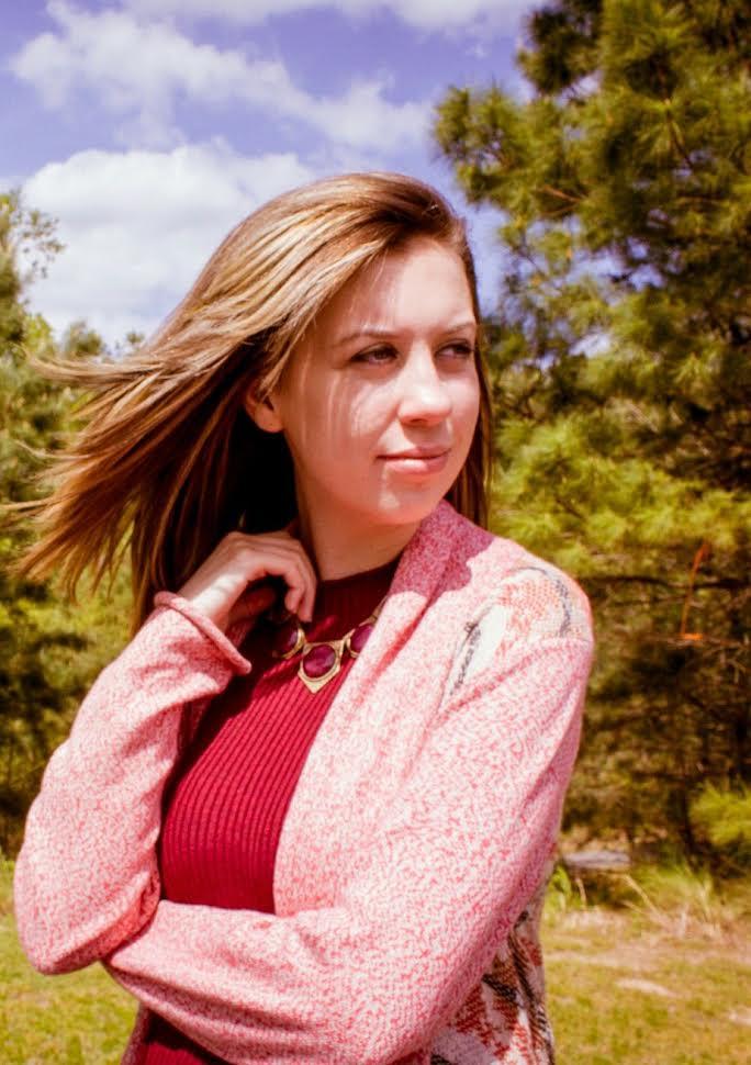 Taylor Lang, Image Consulting Intern
