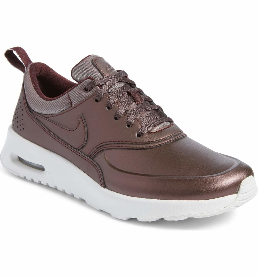 Nike Air Max Thea Sneaker  - Even her sneakers will have a high-fashion feel.