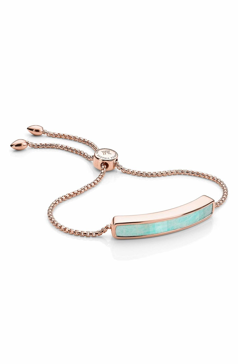 Monica Vinader Baja Stone Bracelet  - Perfect for layering or as an eye-catching standalone piece, this delicate but striking piece makes for a winning gift.